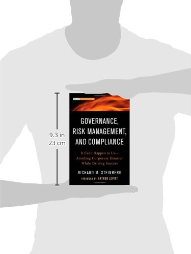 Governance, Risk Management, and Compliance: It Can't Happen to Us--Avoiding Corporate Disaster While Driving Success by Wiley (Image #2)
