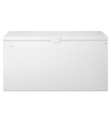 Whirlpool WZC5422DW Chest Freezer (Freezer 15 Cubic Feet)