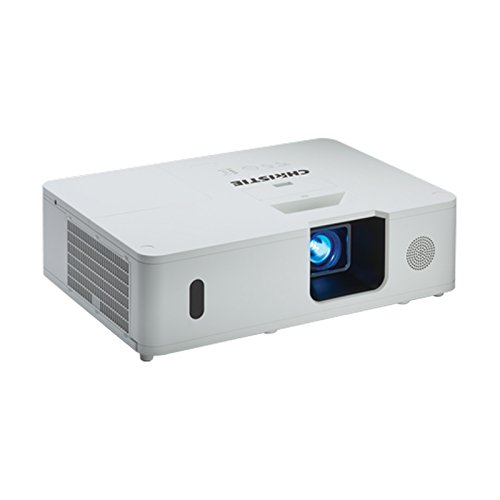 Christie LW502 | 3LCD WXGA 5000 Lumen Projector White with Lens