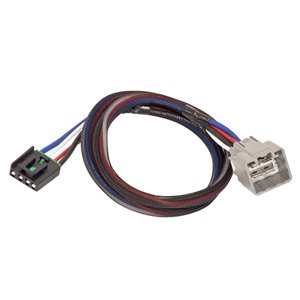 TEKONSHA P2 PRODIGY BRAKE CONTROL + WIRING HARNESS FOR 2010 2011 2012 DODGE RAM 1500 2500 3500. CONTROLLER + PLUG/PLAY WIRE KIT.