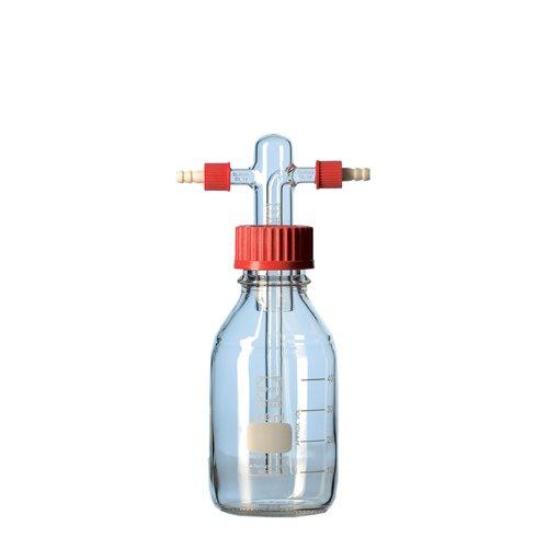 DURAN 24 713 00 Gas Washing Bottle, Capacity 500 ml Duran Group GmbH