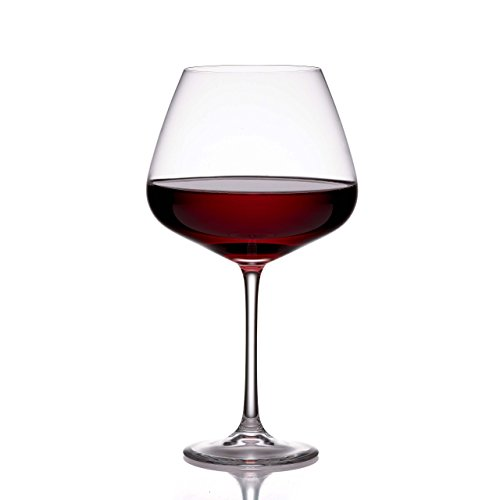 Lenox tuscany classics crystal burgundy wine glass set home garden kitchen dining tableware - Lenox colored wine glasses ...