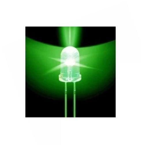 Exiron 1000 pcs F5 5mm Green Round Superbright LED Light LED lamp NEW