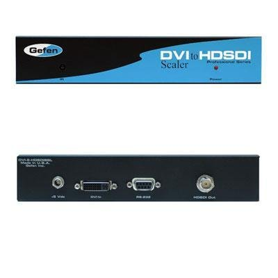 The Excellent Quality DVI HD SDI Single Link Scaler ()