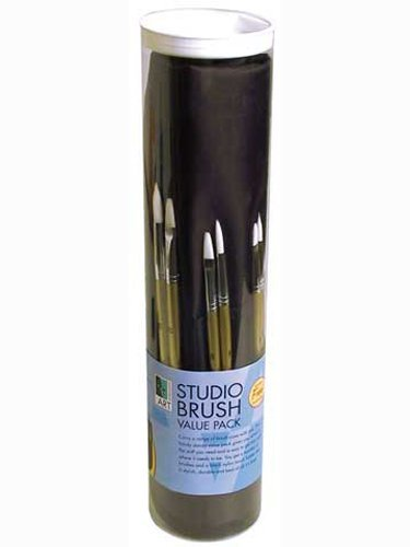 Brush Bundle Studio Pack With Holder