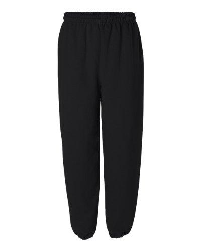 Gildan Heavy Blend Sweatpants, Black, Small