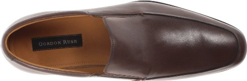Chocolate Leather On Elliot Men's Rush Slip Gordon TXOzqz