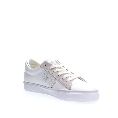 White Converse Leather Ox Vulc 560970c Pro qRqwU