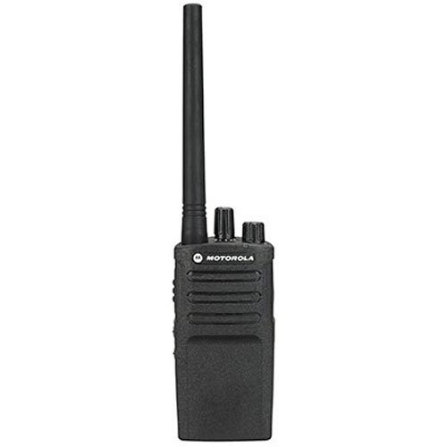 Motorola RMV2080 On-Site 8 Channel VHF Rugged Two-Way Business Radio with NOAA (Black) by Motorola Solutions