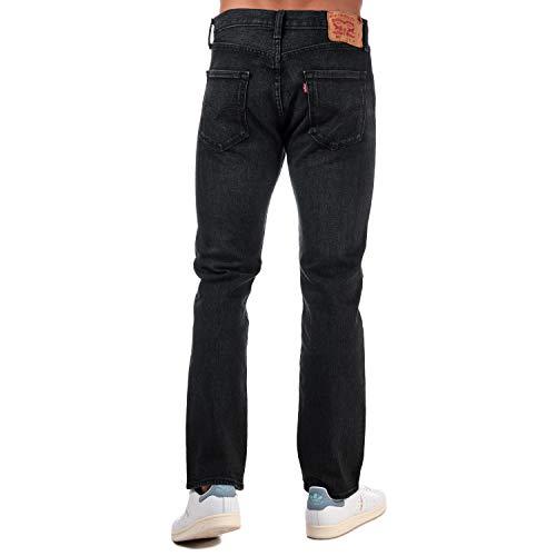 501 Levis Homme Jean Original Gris Fit T1RBZq