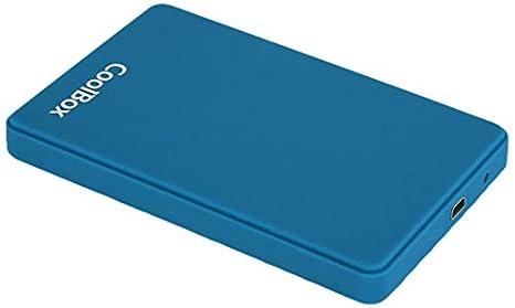 Amazon.com: Coolbox slimcolor2543 - Carcasa externa con ...