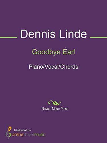 Goodbye Earl Kindle Edition By Dennis Linde Dixie Chicks Arts