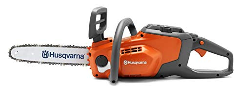 Husqvarna 120i 14 in. 40-Volt Cordless Chainsaw Battery Included Renewed