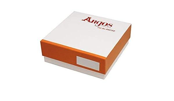 1188Y25EA Orange Inc Argos Technologies R4015O Cardboard Freezer Box