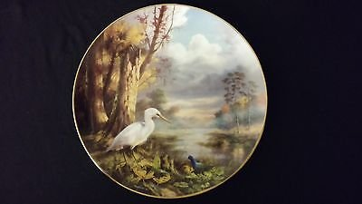 1993 God Bless America Tranquil Beauty Danbury Mint Collectors Edition Plate -