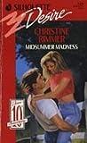 Midsummer Madness, Christine Rimmer, 0373057296