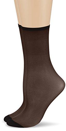 confezione da da calze 2 donna 20 nero Dim den nero YXxHn1