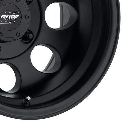 Pro Comp Alloys Series 69 Wheel with Flat Black Finish (15x8''/5x114.3mm)
