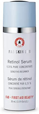 Facial Treatments: First Aid Beauty FAB Skin Lab Retinol Serum