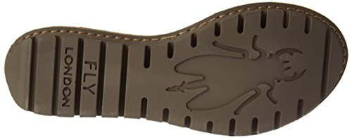 Fly London Damen Kiba465fly Sandalen Braun (camel 001)
