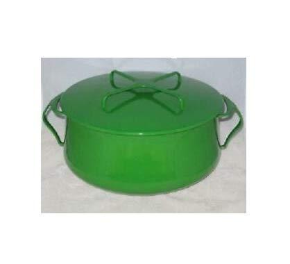 - Dansk Kobenstyle Casserole 2-Quart Green Lenox
