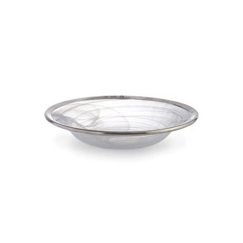 Arte Italica Volterra Pasta/Soup Bowl, White