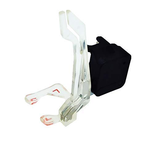 YEQIN Open Toe Free Motion Foot #820544096 for Pfaff Household Sewing ()