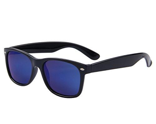 soleil bleu de Noir Noir Noir MERRY'S Lunettes Homme et qT4vwxOa