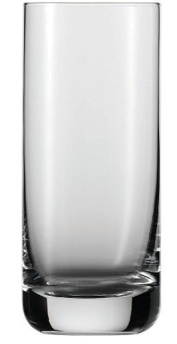 Schott Zwiesel Tritan Crystal Glass Convention Barware Collection Long Drink/Iced Beverage, 12-1/2-Ounce, Set of 6 by Schott Zwiesel