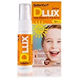 Dlux 15 ml BetterYou Junior Daily Oral D3 Spray