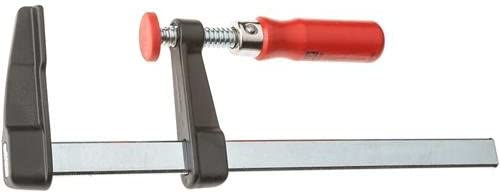 Bessey LMU2.008 8-Inch Light Duty Steel Bar Clamp