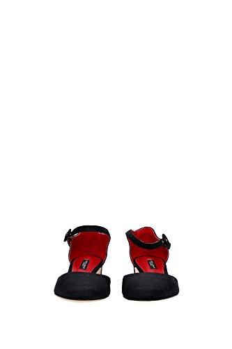 Sandalias Dolce&Gabbana Mujer - (C19589A645480999) EU Negro