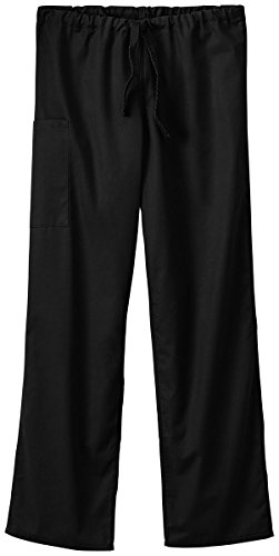 Trust Your Journey F3 Fundamentals by White Swan Unisex Drawstring Cargo Scrub Pant Large (15l String)
