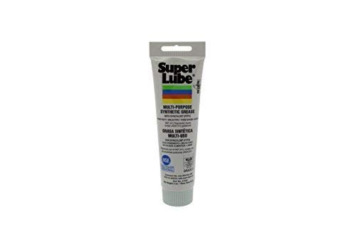 Super Lube 21030 Synthetic Grease (NLGI 2) FamilyValue 4Pack (3 ozTube) by Super Lube (Image #1)