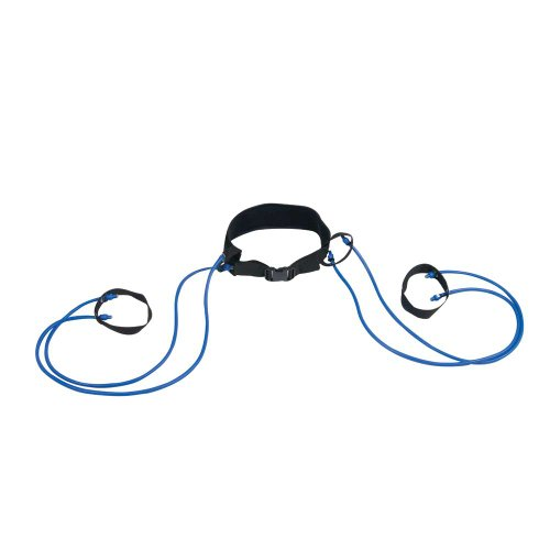 Power Systems Economy Power Jumper Training Kit with Shoulder Harness, Up to 32 Pounds of Resistance, Blue/Black (20158) by Power Systems