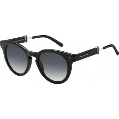 Marc-Jacobs-Womens-Marc129s-Round-Sunglasses-BlackDark-Gray-Gradient-50-mm