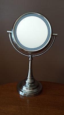 Amazon sunter lighting natural daylight lighted vanity mirror sunter lighting natural daylight lighted vanity mirror aloadofball Choice Image