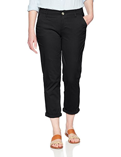Riders by Lee Indigo Womens Slim Cropped Chino with Comfort Waistband