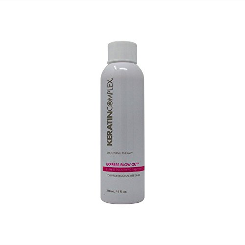 Keratin Complex Express Blowout Smoothing Treatment, 4 Ounce - Keratin Smoothing Treatment