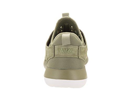 Nike Roshe Two Br, Entrenadores para Hombre Trooper/Trooper/White/Black