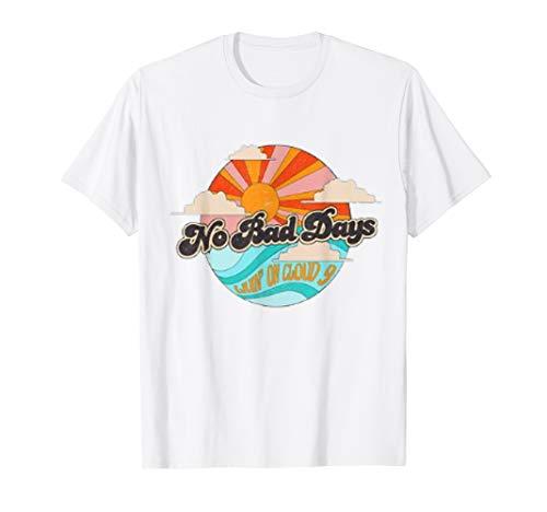 No Bad Days Cute T-Shirt For Men Women Youth Bad Day Womens T-shirt