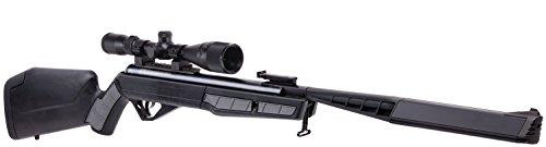 Benjamin MAYHEM BMN2Q2SX Break Barrel Air Rifles .22 Cal with Silencer