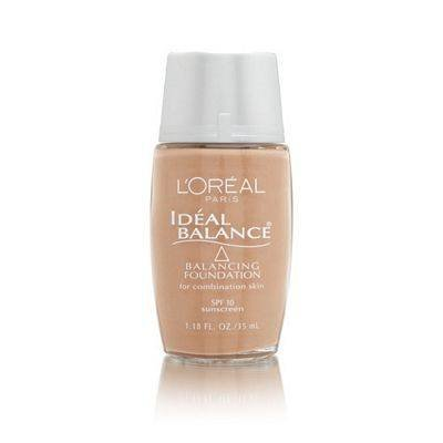 L'Oreal Ideal Balance Balancing Foundation for Combination Skin SPF 10 316 Golden by L'Oreal Paris -