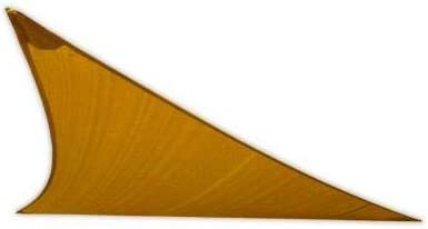 San Diego Sail Shades 20 x20 x28 Right Triangle White – Commercial Grade 185gsm Shade Sail