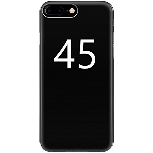 45th President Political Apparel Number 45 Incognito Meaning - Phone Case Fits Iphone 6 6s 7 8