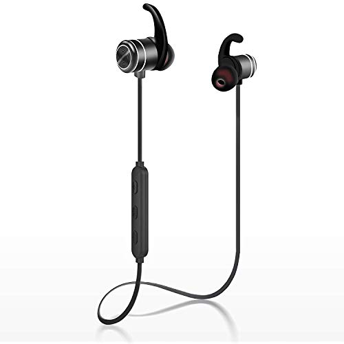 Airbuds Wireless Bluetooth in Ear Headphone with Mic  Black
