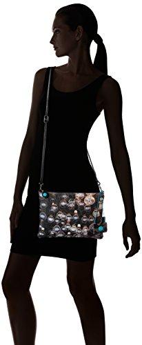 Gabs Damen Beyonce Umhängetasche, 1x21x28 cm Mehrfarbig (Lampadine)