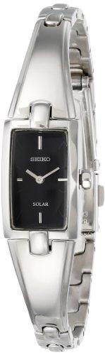 Seiko Women's SUP217 Analog Display Japanese Quartz Silver Watch