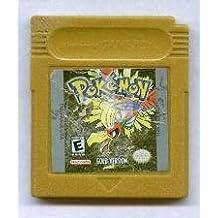 Gameboy Pokemon Gold Version ,