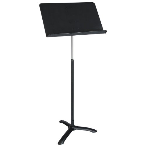Talent MUS-3 Heavy Duty Steel Fixed Base Music Stand ()